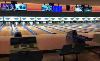 Midway Bowling Center